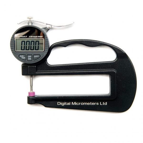 DML (0.001mm) Digital Thickness Gauge DML3034