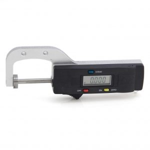 DML 0-25mm Linear Thickness Gauge DML4025