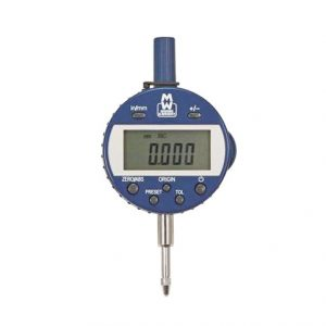Moore & Wright MW430‑01DABS 0.001mm IP54 Digital Absolute Indicator 0-12.7mm