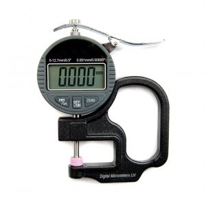 DML3032 12.7mm 0.001mm Digital Thickness Gauge