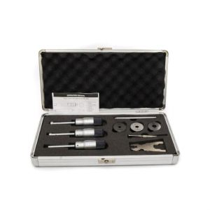 DML ABGS0612 Three-Point Analogue Bore Gauge Set 6-12mm