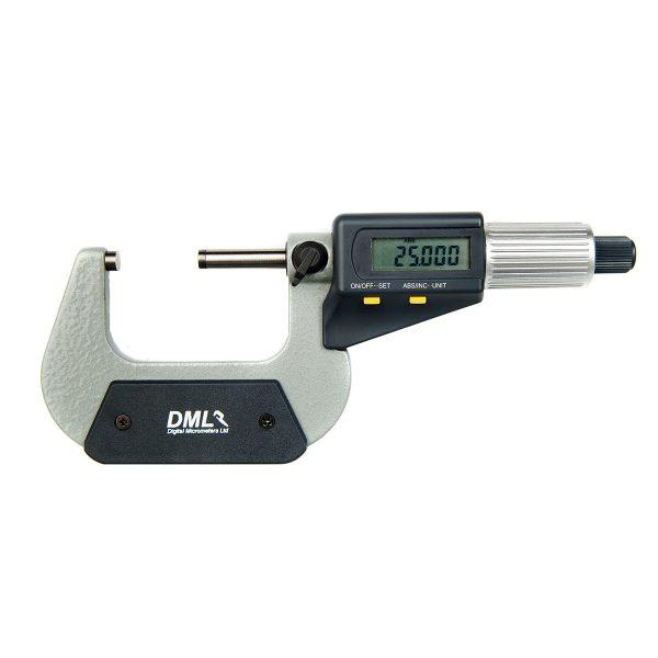 DML DM3050 IP54 Digital Micrometer 25-50mm (1-2″)