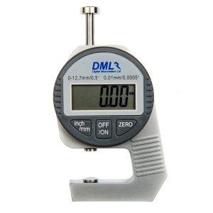 DML DML3004 Pocket Thickness Gauge 0-12.7mm