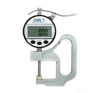 DML DML4031 0.01mm Digital Thickness Gauge 0-25mm