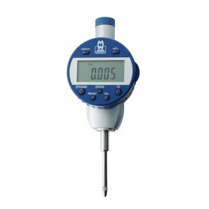 Moore & Wright MW430‑02DABS 0.001mm IP54 Digital Absolute Indicator 0-25mm