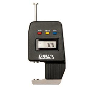 DML DML3006 Pocket Thickness Gauge 0-25mm