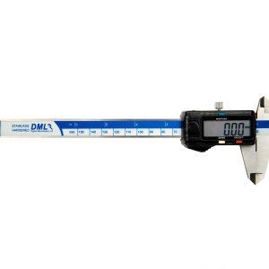 DML DC04150L Left Handed Digital Caliper 150mm (0-6″)