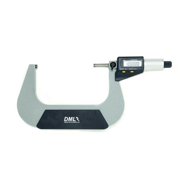 DML 100-125mm IP54 Digital Micrometer DM3125