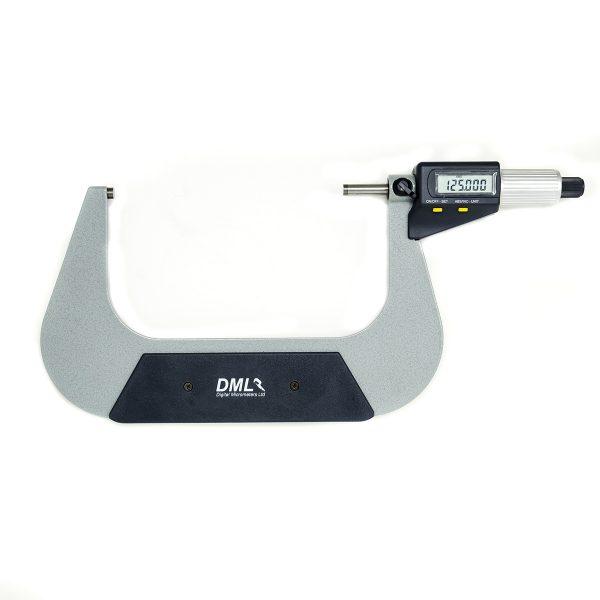 DML 125-150mm IP54 Digital Micrometer DM3150