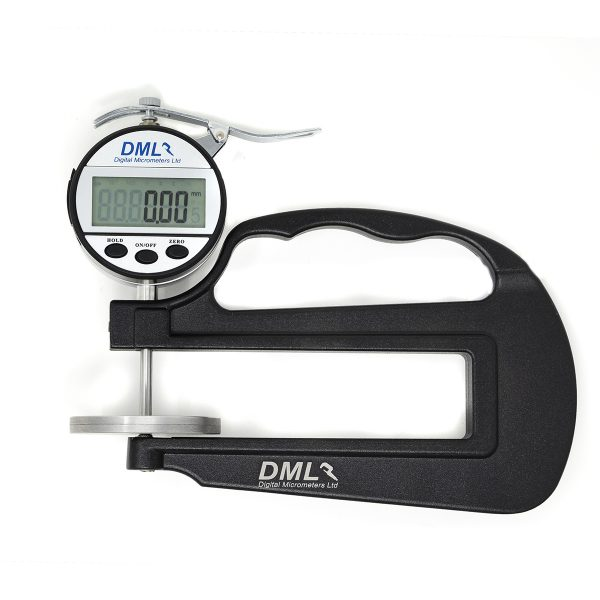 DML Flat Anvil Thickness Gauge DML3033FF
