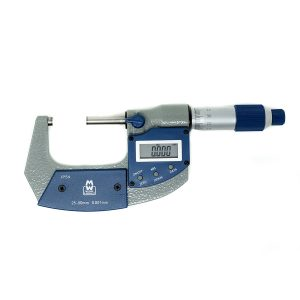 Moore & Wright 25-50mm IP54 Digital Micrometer MW201-02DAB
