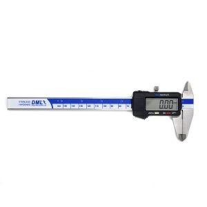 "DML DC04150L Left Handed Digital Caliper 150mm (0-6"")"