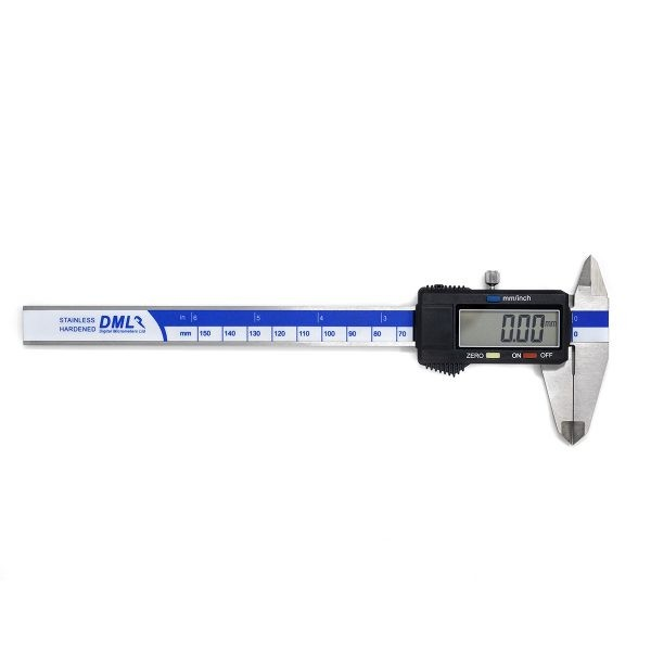"DML DC04150L Left Handed Digital Caliper 150mm (0-6"")"