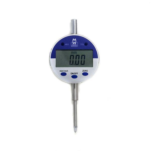 Moore & Wright MW405‑06DB Digital Indicator 0-25mm