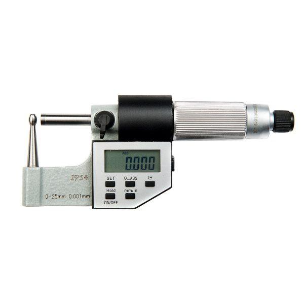 DML DM4025TU Tube Micrometer 0-25mm (0.1″)