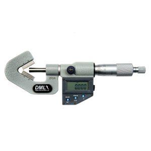 DML DM4025V520 Three Flute V Anvil Micrometer 5-20mm (0.1-0.7″)
