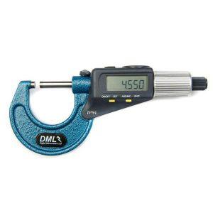 """DML DM3030DD IP54 Double Display Micrometer 0-30mm (0-1"""")"""