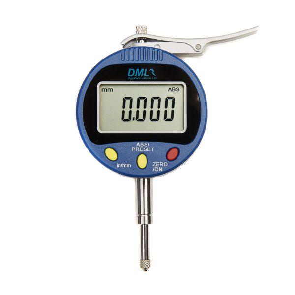 DML DI1201L (0.001mm) Lever Operated Digital Indicator 0-10mm