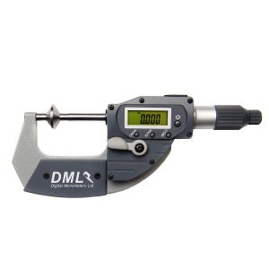 DML DM5025PAD Disc Snap Micrometer 0-25mm (0-1″)