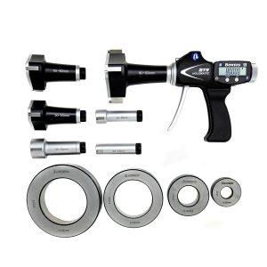 Bowers SXTH11M-BT Pistol Grip Digital Bore Gauge Set UKAS 20-100mm (0.39-3.93″)