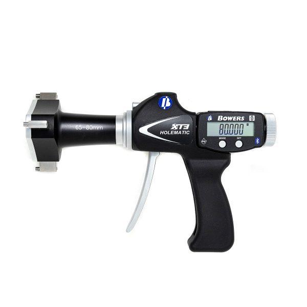 Bowers XTH65M-BT Pistol Grip Digital Bore Gauge UKAS 65-80mm