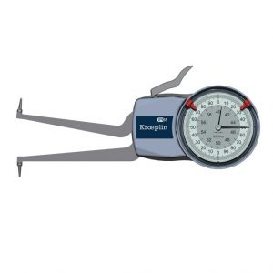 "Kroeplin H240 Internal Metric Calipers 40-60mm (1.6-2.4"")"