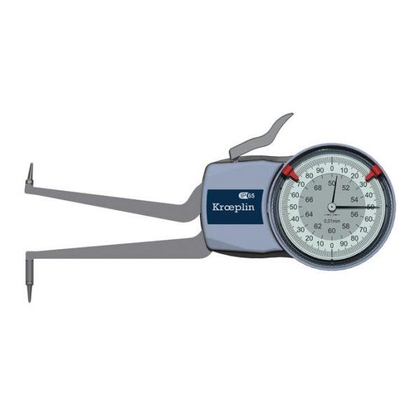 "Kroeplin H250 Internal Metric Calipers 50-70mm (2-2.8"")"