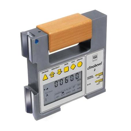 TESA 05330202 Clinobevel 2 Electronic Inclinometer