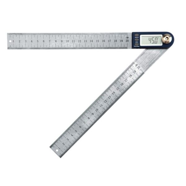 Moore & Wright MW506‑01 (200mm) Digital Angle Rule