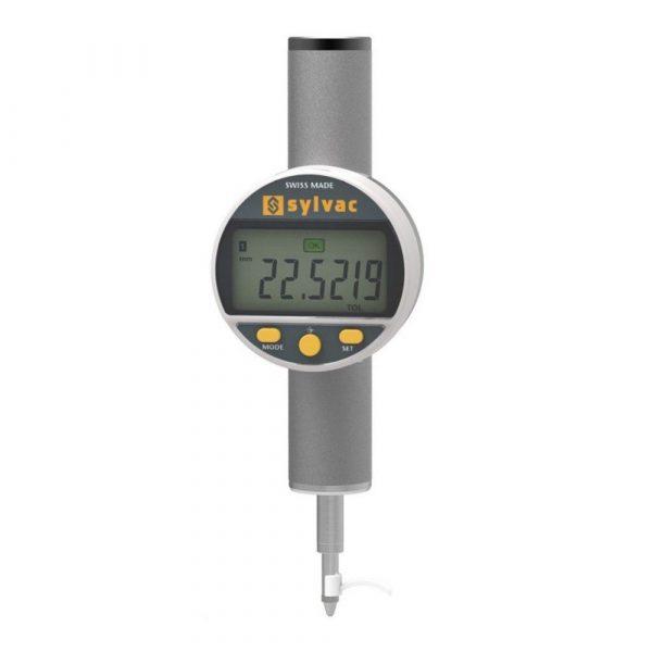 "Sylvac 30-805-8501 Dial Pro Digital Indicator 0-25mm (0-1"")"