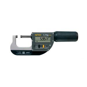 Sylvac 30-803-0306 IP67 S_Mike Pro Digital Micrometer Bluetooth 0-30mm (0-1.2″)
