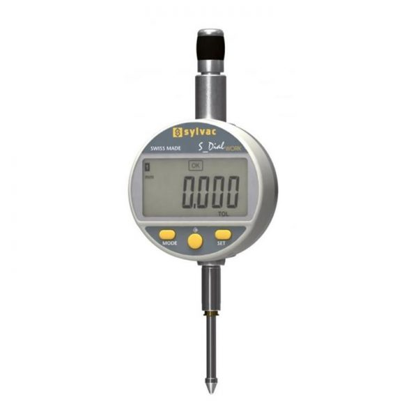 Sylvac 30-805-6621 IP54 Work Advanced Bluetooth Digital Indicator 0-50mm
