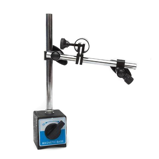 Moore & Wright MW477‑01 Magnetic Articulating Indicator Stand 477 Series