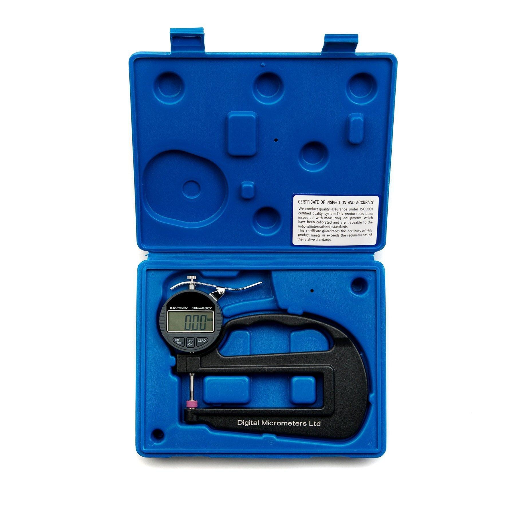 (0.01mm) Digital Thickness Gauge DML3033Thickness Gauges