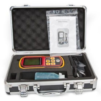 (0.1mm) Ultrasonic Thickness Gauge DUT10Thickness Gauges