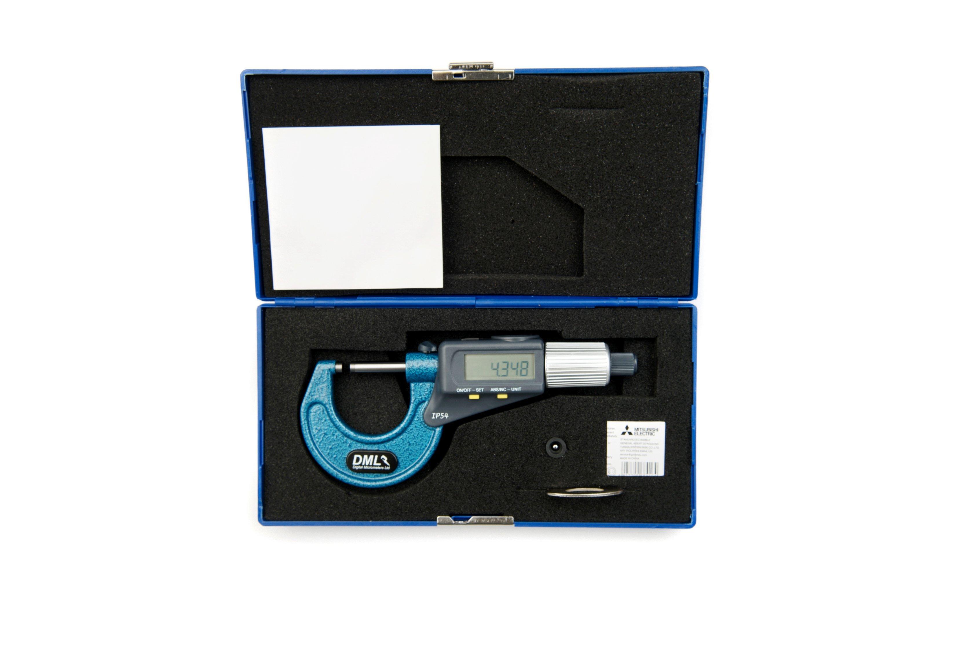 0-30mm IP54 Double Display Micrometer DM3030DDMicrometers