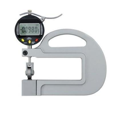 10mm (0.001mm) Roller Anvil Thickness Gauge DML3041Thickness Gauges