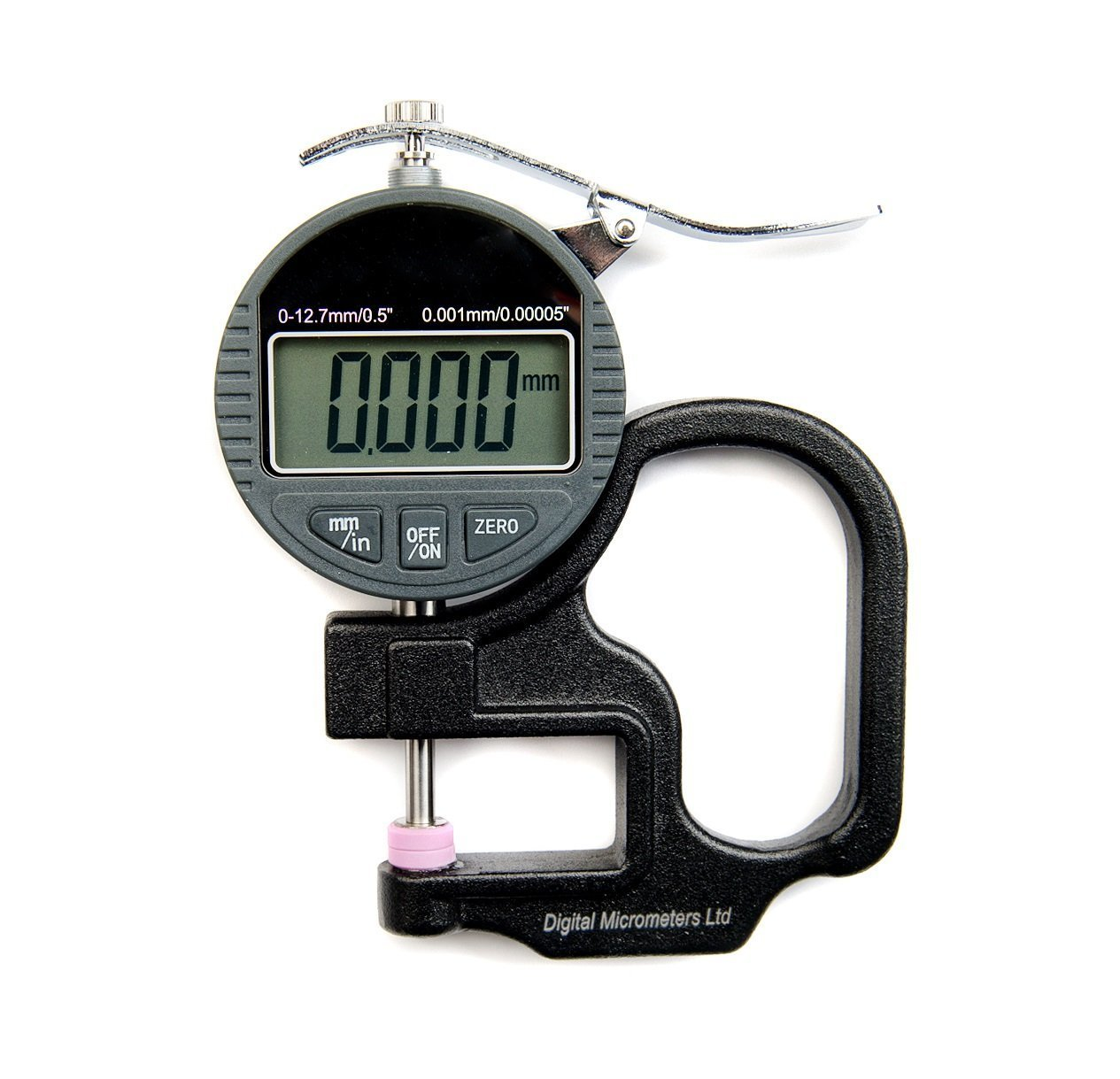 12.7mm (0.001mm) Digital Thickness Gauge DML3032Thickness Gauges