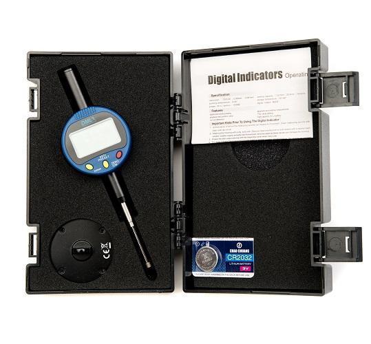 25mm (0.01mm) Digital Indicator  DI2510Indicators