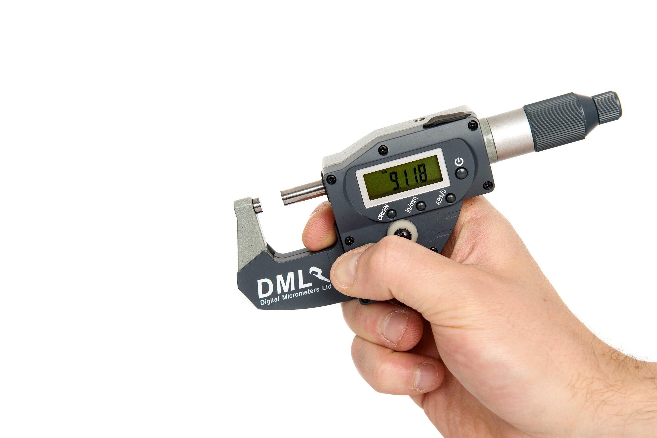 25mm Snap Micrometer DM5025Micrometers