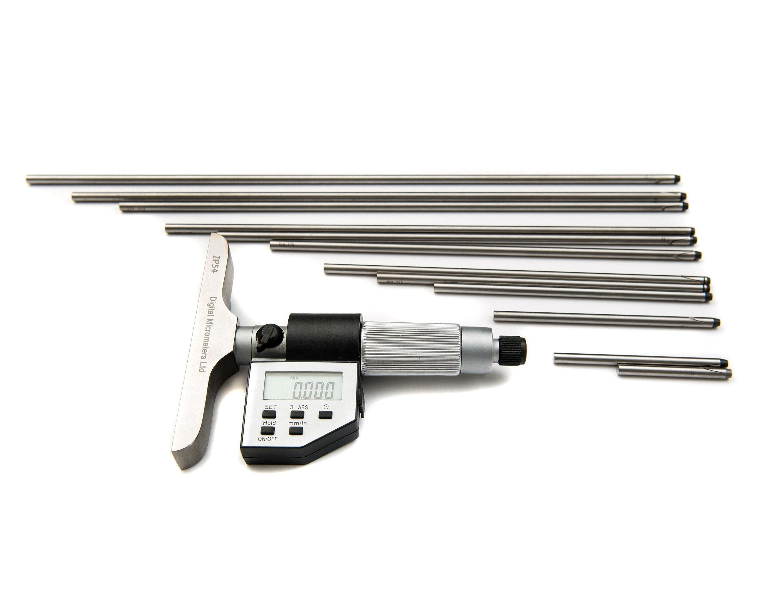300mm Depth Micrometer DM4025D300Micrometers
