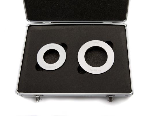 50 - 100mm Digital Bore Gauge Set DBG50100S - Digital Micrometers Ltd