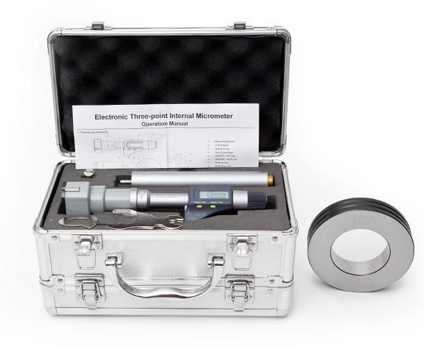 50 - 63mm Digital Bore Gauge DBG5063 - Digital Micrometers Ltd