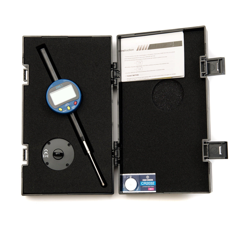 50mm (0.01mm) Digital Indicator  DI5010 - Digital Micrometers Ltd