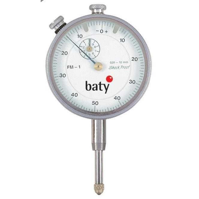 Dial Indicator Types - Baty analogue