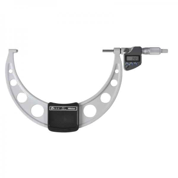 "Mitutoyo 293-354-30 Digimatic Digital Micrometer 200-225mm (8-9"") IP65 SPC Data Output"
