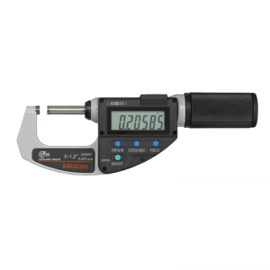 Mitutoyo 293-676-20 Digital Absolute Micrometer QuickMike Inch/Metric 0-30mm (0-1.2″)
