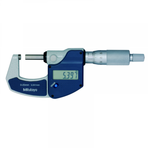 Mitutoyo 293-821-30 Digital Micrometer 0-25mm (0-1″)