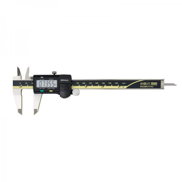 "Mitutoyo 500-171-30 Digital ABS AOS Caliper Inch/Metric 0-150mm (0-6"")"