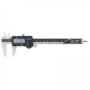 "Mitutoyo 500-196-30 ABSOLUTE AOS Digimatic Caliper 0-150mm (0-6"") Thumb R w/o Output"